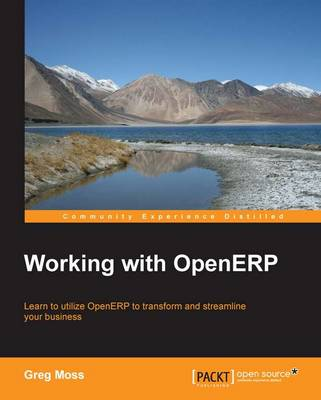 Working with OpenERP (Paperback)