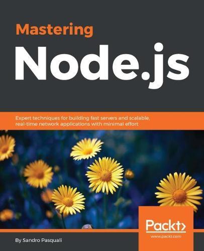 Mastering Node.js (Paperback)