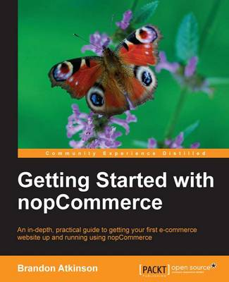 Getting Started with nopCommerce (Paperback)