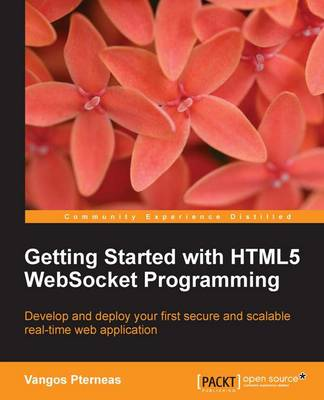 Getting Started with HTML5 WebSocket Programming (Paperback)