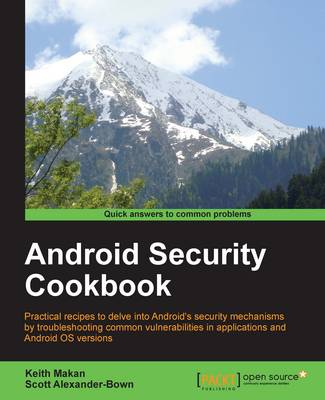 Android Security Cookbook (Paperback)