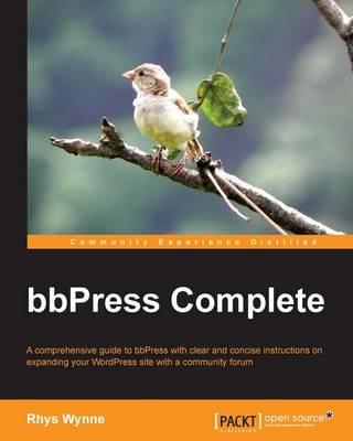 bbPress Complete (Paperback)