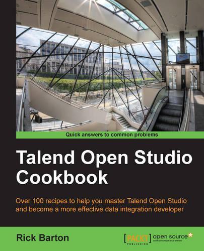 Talend Open Studio Cookbook (Paperback)