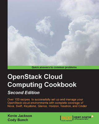 OpenStack Cloud Computing Cookbook (Paperback)