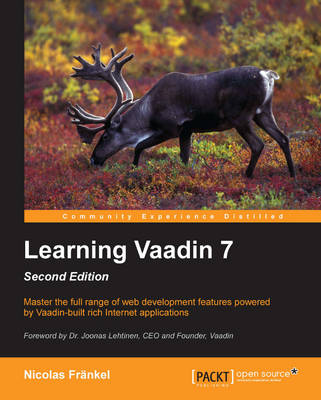 Learning Vaadin 7 (Paperback)