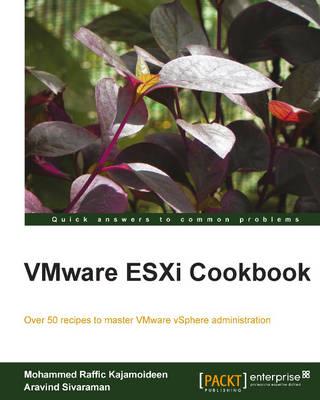 VMware ESXi Cookbook (Paperback)