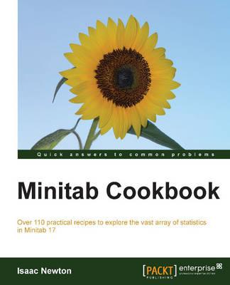 Minitab Cookbook (Paperback)