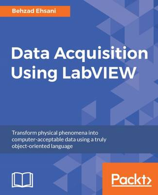 Data Acquisition Using LabVIEW (Paperback)