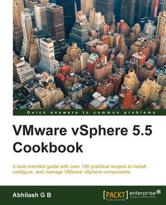 VMware vSphere 5.5 Cookbook (Paperback)