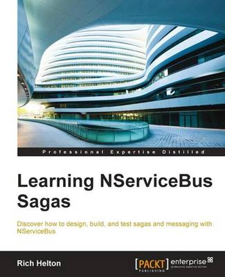 Learning NServiceBus Sagas (Paperback)