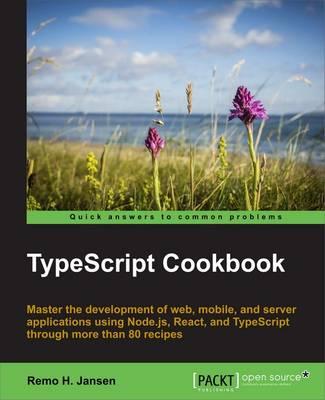TypeScript Cookbook (Paperback)
