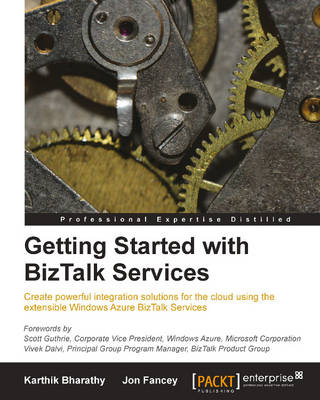 Getting Started with BizTalk Services (Paperback)