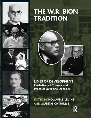 The W.R. Bion Tradition (Paperback)