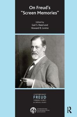 "On Freud's ""Screen Memories"" (Paperback)"