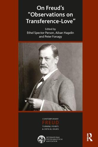 "On Freud's ""Observations On Transference-Love"" (Paperback)"