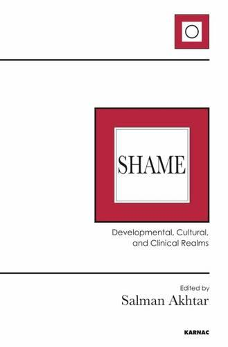 Shame: Developmental, Cultural, and Clinical Realms (Paperback)