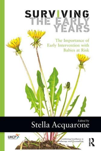 Surviving the Early Years: The Importance of Early Intervention with Babies at Risk (Paperback)