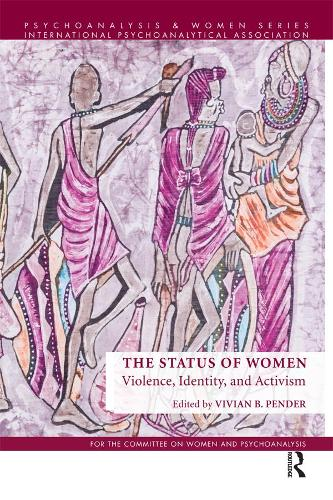 The Status of Women: Violence, Identity, and Activism (Paperback)