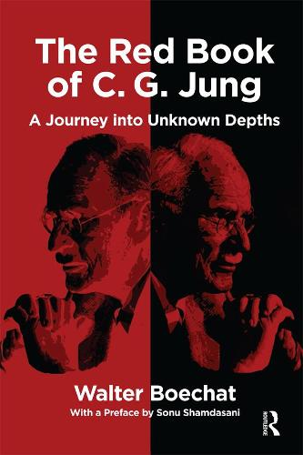 The Red Book of C.G. Jung: A Journey into Unknown Depths (Paperback)