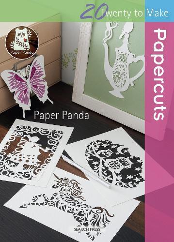 20 to Papercraft: Papercuts - Twenty to Make (Paperback)