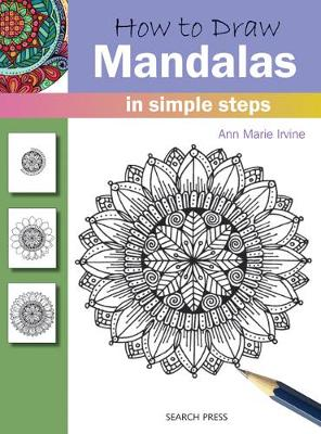 How to Draw: Mandalas: In Simple Steps - How to Draw (Paperback)