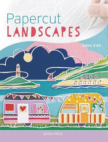 Papercut Landscapes (Paperback)