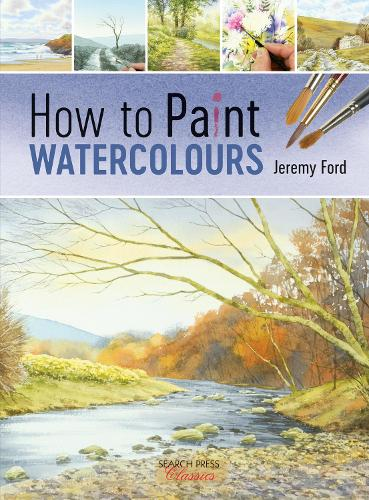 How to Paint Watercolours (Paperback)