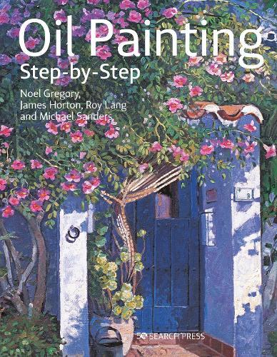 Oil Painting Step-by-Step - Painting Step-by-Step (Paperback)
