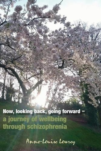 Now, looking back, going forward: a journey of wellbeing through schizophrenia (Paperback)