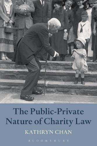 The Public-Private Nature of Charity Law (Hardback)