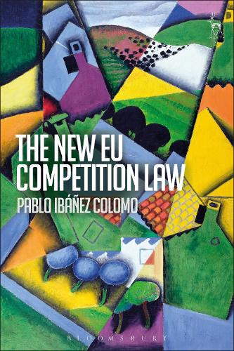 The New EU Competition Law (Paperback)