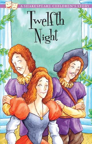 Twelfth Night - 20 Shakespeare Children's Stories (Paperback)