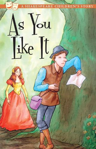 As You Like It - 20 Shakespeare Children's Stories (Paperback)