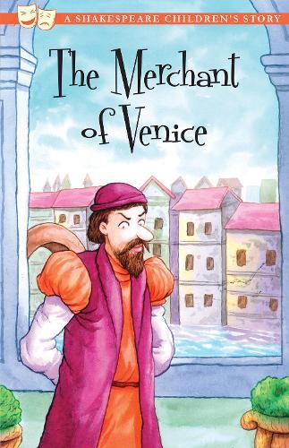 The Merchant of Venice - 20 Shakespeare Children's Stories (Paperback)