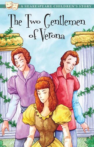 The Two Gentlemen of Verona - 20 Shakespeare Children's Stories (Paperback)