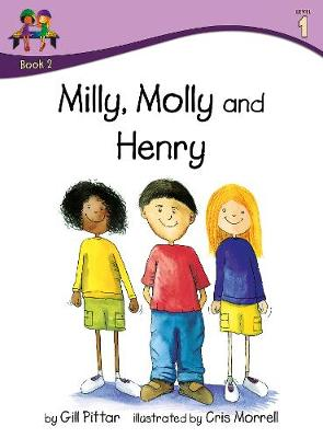 Milly, Molly and Henry - Milly, Molly (Paperback)