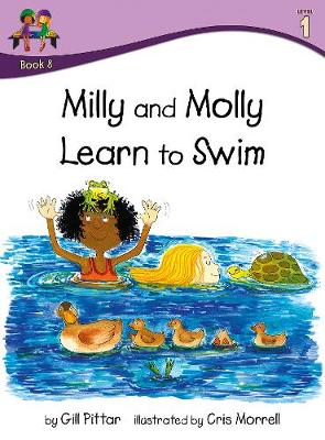 Milly and Molly Learn to Swim - Milly, Molly (Paperback)