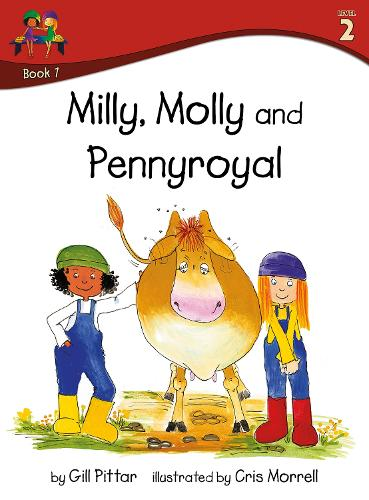 Milly, Molly and Pennyroyal - Milly, Molly (Paperback)