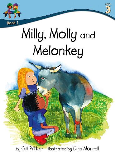 Milly, Molly and Melonkey - Milly, Molly (Paperback)