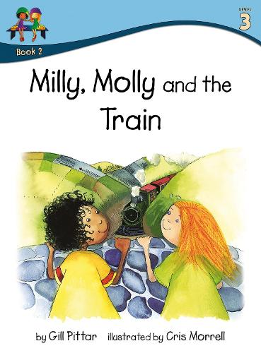 Milly, Molly and the Train - Milly, Molly (Paperback)