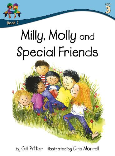 Milly, Molly and Special Friends - Milly, Molly (Paperback)