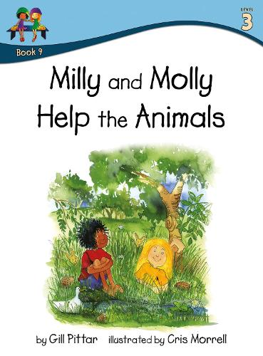 Milly and Molly Help the Animals - Milly, Molly (Paperback)
