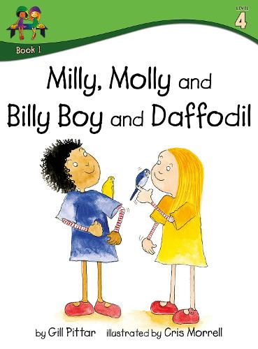 Milly, Molly and Billy Boy and Daffodil - Milly, Molly (Paperback)