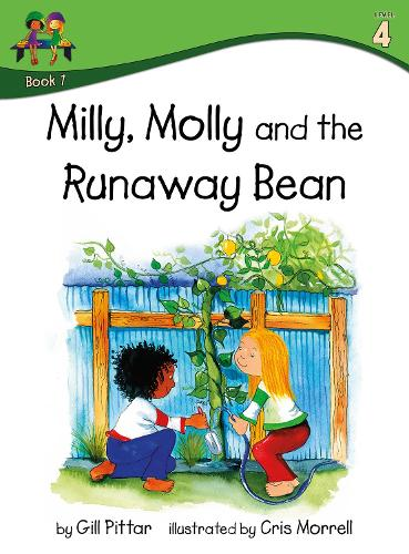 Milly, Molly and the Runaway Bean - Milly, Molly (Paperback)
