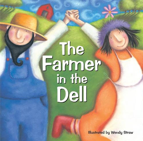 The Farmer in the Dell - 20 Favourite Nursery Rhymes (Paperback)