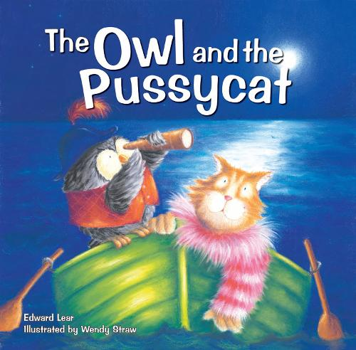 The Owl and the Pussycat - 20 Favourite Nursery Rhymes (Paperback)