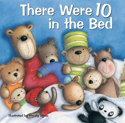 There Were 10 in the Bed - 20 Favourite Nursery Rhymes (Paperback)