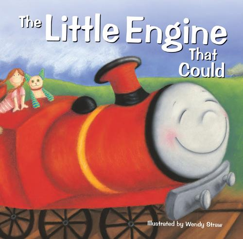 The Little Engine That Could - 20 Favourite Nursery Rhymes (Paperback)