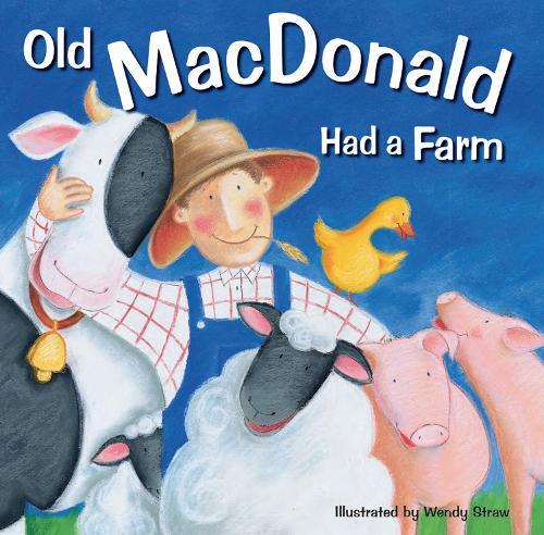 Old MacDonald Had a Farm - 20 Favourite Nursery Rhymes (Paperback)