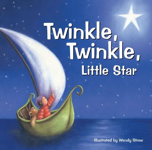 Twinkle, Twinkle, Little Star - 20 Favourite Nursery Rhymes (Paperback)